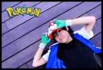 Cosplay - Ash Ketchum by Golden-feline