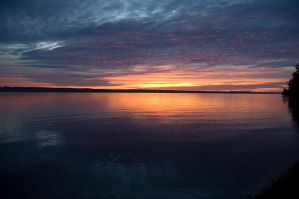 Finger Lakes Sunset 1 by cyrus000