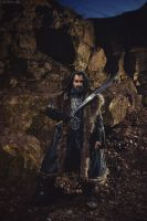Thorin by JustMoolti