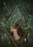 Nine Sacred Woods/Hawthorn by jeshannon