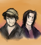 Game Grumps by Sokkhue