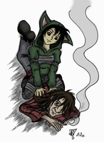 Hunting Smoker Color by Scorpius007
