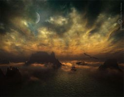 The pirate bay by Vittorio-Pellazza