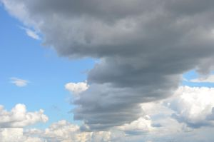 stormy sky I by mimose-stock
