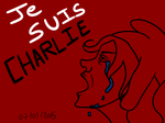 Je suis Charlie by SarahDealerEvans