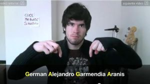 German Alejandro Garmendia Aranis by vaneaustinyally