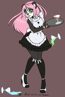 Kal Maid by BumbleBun