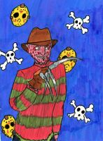 Freddy Raep Fayce by xEvilxPenguinxNinjax