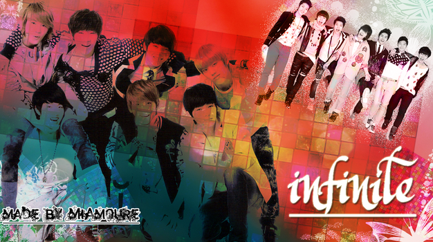 Infinite Wallpaper by MiAmoure