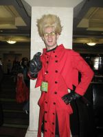 Vash the Stampede by Leap207