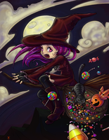 Halloween Fiasco by ~Jellyfish-Station Reloaded by Suiish