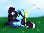 I'm Yours and You're Mine by M00nlightMagic