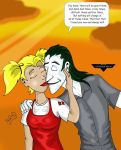 Gotham High: Lovers Oath by ShredSmiler