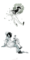 The Language of Flowers by Yutaan