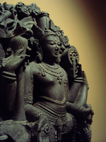Hindu God Statue 2 by Humble-Novice