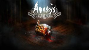Amnesia: A Machine for Pigs - Cover Artwork by SethNemo