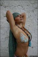 Gipsy Woman by SylvieRider