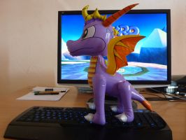 The guardian of my PC :3 by legarsraide