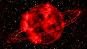 Planet Explosion by Hardii