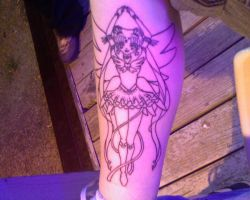 My New Addition. SailorMoon by Usagi-Rukia