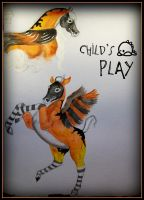 Child's Play by WickedCritterzz