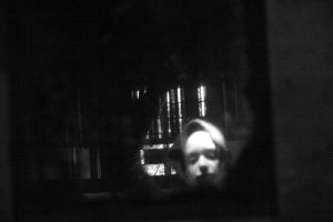 ghost in the mirror by Nannin-Fakha