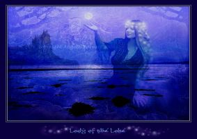 Lady of the Lake by ArwensGrace