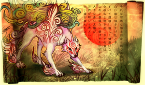 Okami: The Sun Rises by Lisannexx