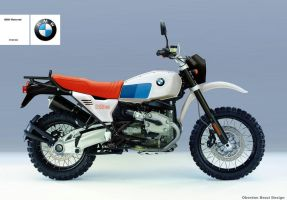 BMW R120 GS Spirit by obiboi