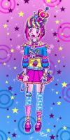 Princess Decora by Mystical-Kaba