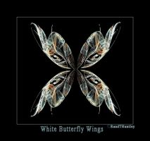 white Butterfly Wings by randthuntley