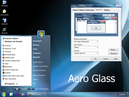 Aero Glass for XP by Vher528