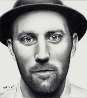 Mat Kearney -Singer Songwriter by Doctor-Pencil
