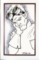 Free Sketch Dr. Horrible by PatrickFinch
