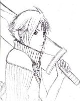 Cloud Strife by 0Melodious-Nocturne0