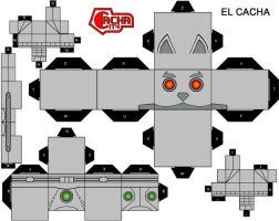 Cubee Cacha A by cachacity