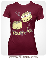 Tofu Shirts girlies and unisex by Fluffntuff