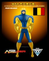 From Belgium: MAX FORCE by EricLinquist
