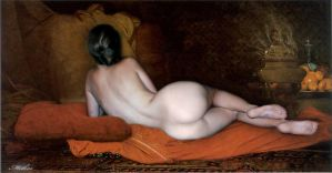odalisque by Mithos-2000