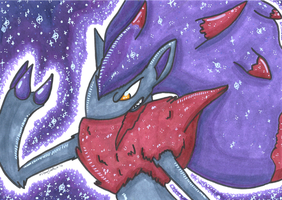 Zoroark Used Foul Play by VernFeathers