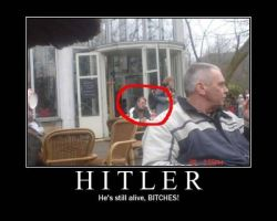 Hitler by jay4gamers1