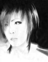 Kai from the GazettE by iyka