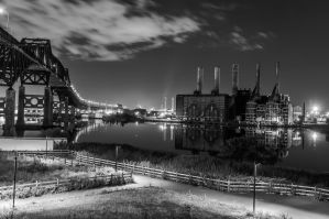 Kearny Power Plant by jus4taday