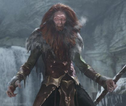 Duels of the Planeswalkers 2014 - Ramaz Detail by Cryptcrawler