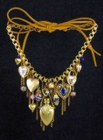 Golden Hearts by bchurch