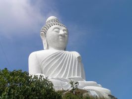 Buddha by noname4you