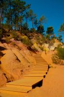 Roussillon Colorado VI by DeviantTeddine