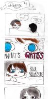 Diary 4 - What is Gattis by USSspecial