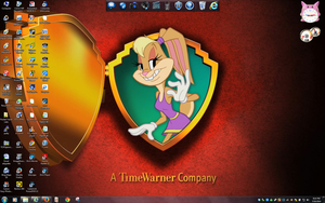 Lola Bunny The Looney Tunes Show Ending Desktop by BigMac1212