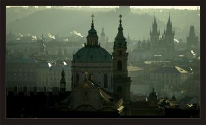 Prague by K4CHN1CK4